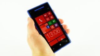 HTC Tiara with WP8 GDR2