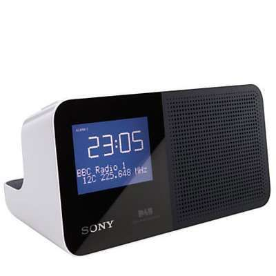 sony 39 s first dab radio unveiled techradar. Black Bedroom Furniture Sets. Home Design Ideas