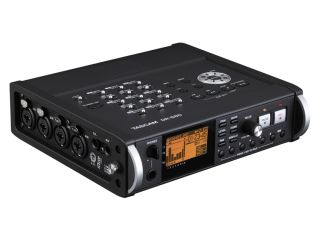 Tascam DR-680: gives you eight tracks to play with.