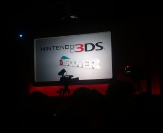 3DS arriving at midnight