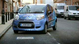 Wireless Electric Vehicle Charging Explained Techradar