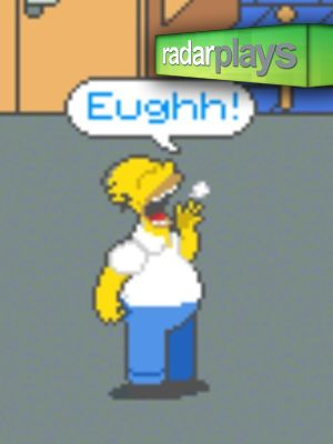 RadarPlays - The Simpsons Arcade