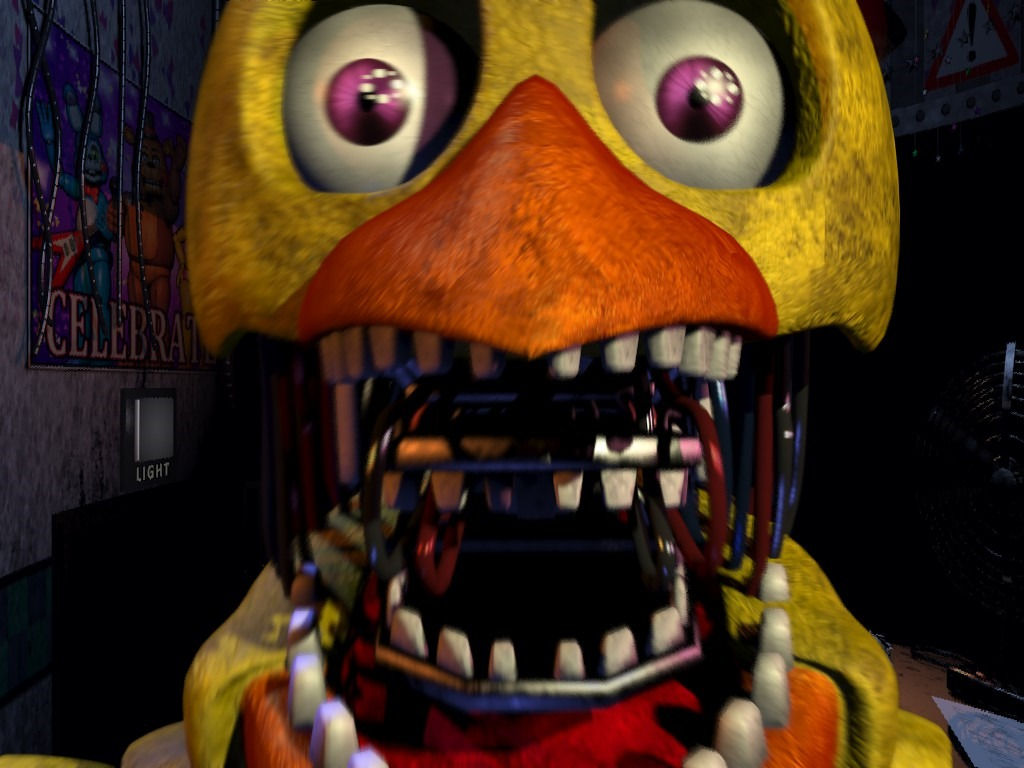 5 Nights At Freddy's Chica five nights at freddy's 2 review   pc gamer