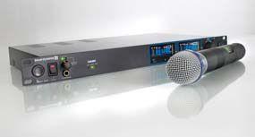 World First For beyerdynamic With Wireless CobraNet