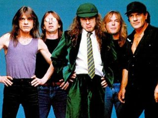 AC/DC: Back (in black) again...