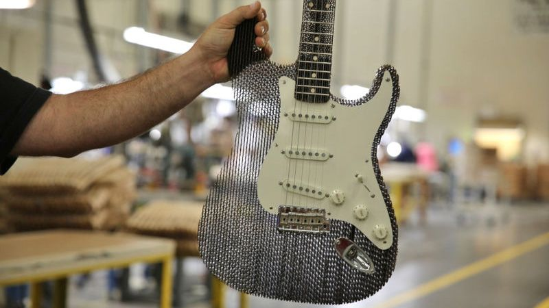 Fender Custom Shop Think Outside The Box With Cardboard