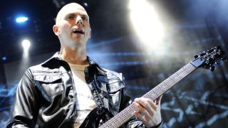 Stone Sour's guitarist: all about the riffs