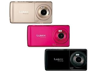 Panasonic Lumix Android phones coming spring 2012
