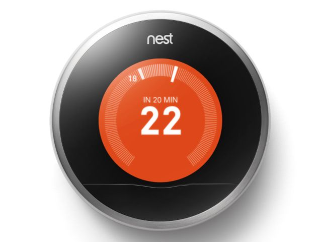 Google U2019s Nest Learning Thermostat Now Available In The Uk
