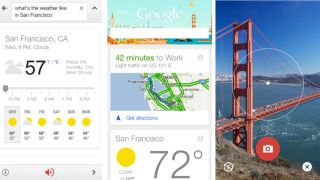 Google Now arrives on iPhone and iPad