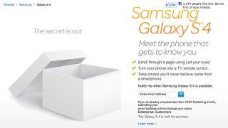 AT T Samsung Galaxy S4