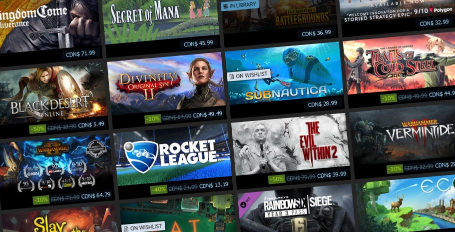 Steam sale dates: When is the next Steam sale? | PC Gamer