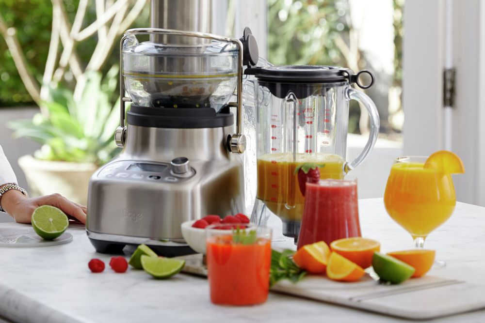 These are the top models for freshly juiced fruits and vegetables