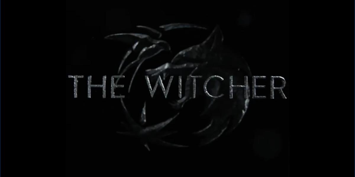 the witcher first look logo screenshot