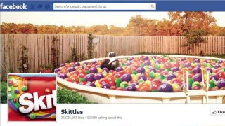 Skittles is surprise winner of local Facebook fans