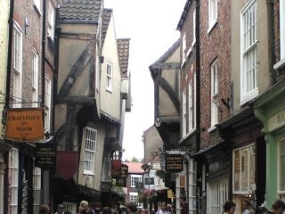 Google Street Views awards announced, with York's 'The Shambles' winning UK's most picturesque street