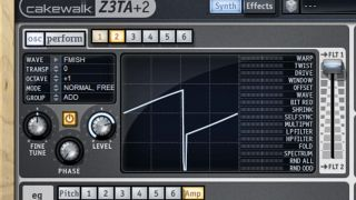 Cakewalk's Z3TA+ 2 is a modulation monster.