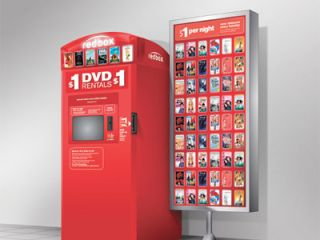 Redbox buys NCR Corp takes over Blockbuster kiosks