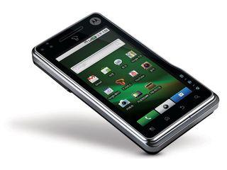 The Motorola Motoroi - coming to the UK soon?