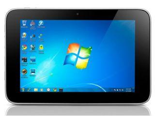 Lenovo's Windows 7 Tablet