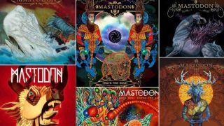 Mastodon albums ranked