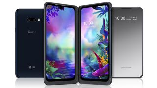 LG G8X ThinQ takes on foldable phones with dual-screen design