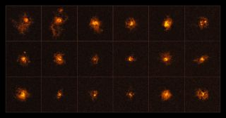 VLT Sees Halos Around Quasars