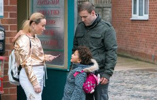 Alan Halsall reveals Tyrone Dobbs' heartbreak: 'Ruby is scared of her own father'
