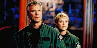 Stargate SG-1 reboot