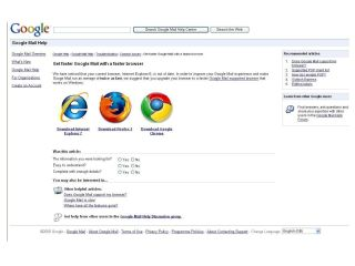 Google is phasing out support for Internet Explorer 6