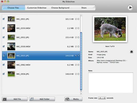 Apimac Slideshow 9.6