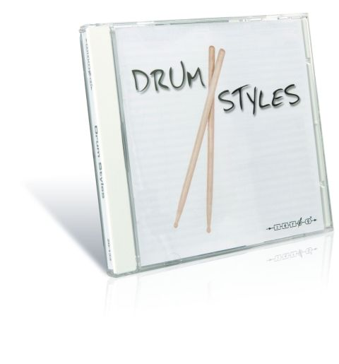 Drum styles is great for adding some real-world beats to your tunes.