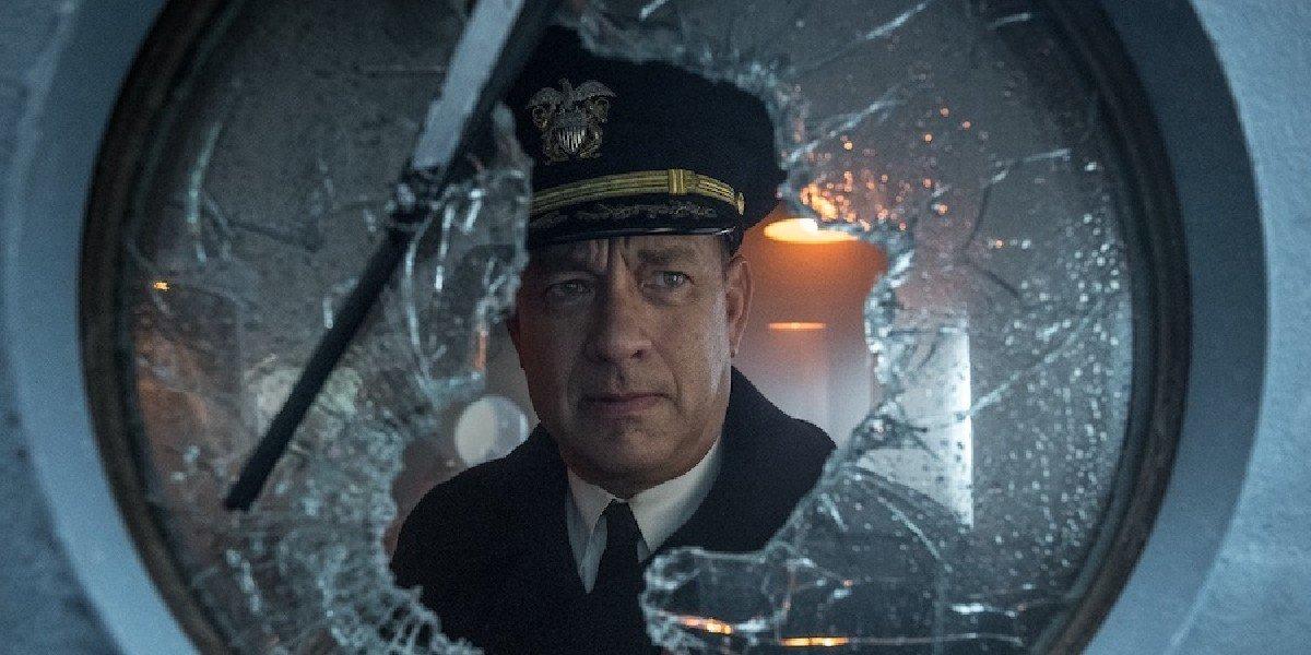 Tom Hanks in World War II drama Greyhound
