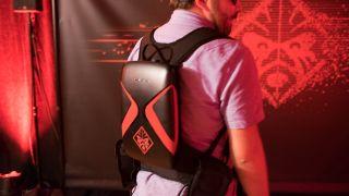 HP Omen VR Backpack