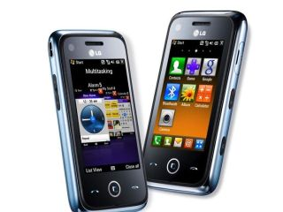 LG plans to make mobile UIs big in 2009