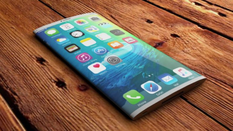iPhone wrap concept