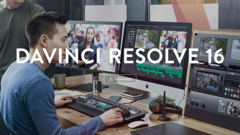 DaVinci Resolve 16 review