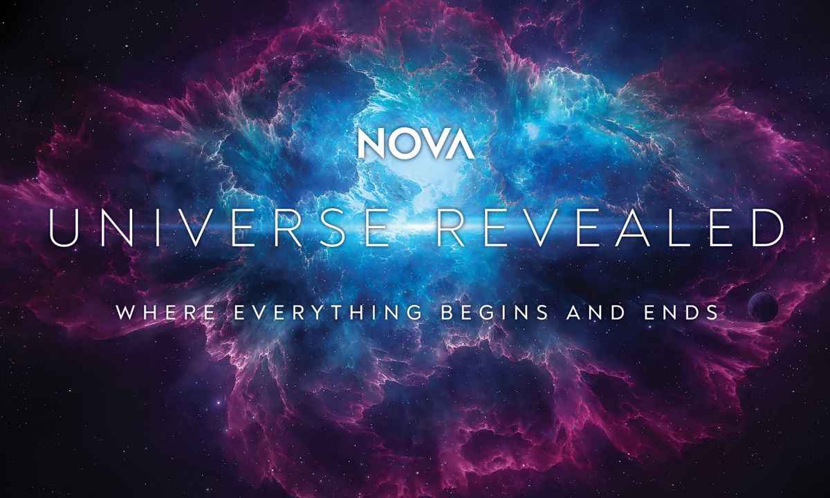 PBS NOVA science series 'Universe Revealed' will explore the cosmos from birth to eventual demise