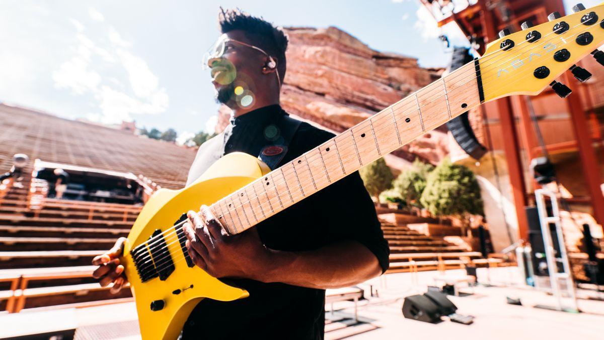 Tosin Abasi is unloading 100 guitars, amps and pedals on Reverb