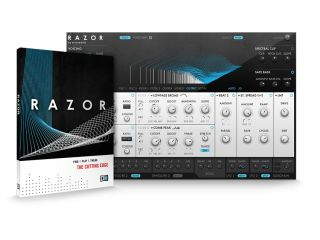 Razor works in Reaktor 5 or the free Reaktor Player.