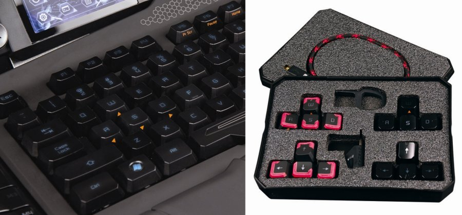 Mad Catz S.T.R.I.K.E. 7 Keyboard Now Available #23194
