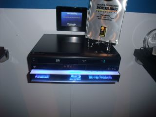 Pansonic s Blu ray VHS combi keeping a redundant format alive