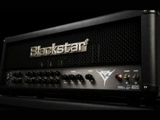 The Firewind and Ozzy star's handsome new signature head