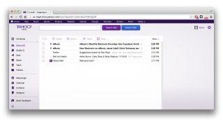 Yahoo Mail Fail