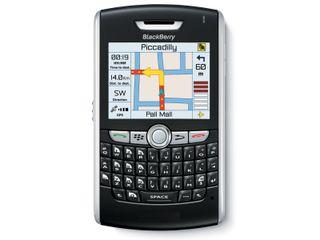 telmap navigator gps pour blackberry