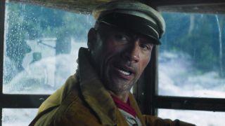 Dwayne Johnson in Jungle Cruise
