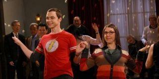 big bang theory sheldon flash shirt