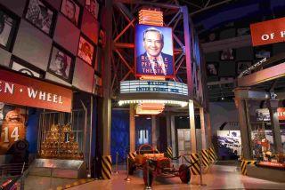Electrosonic Upgrades Daytona's Motorsports Hall of Fame