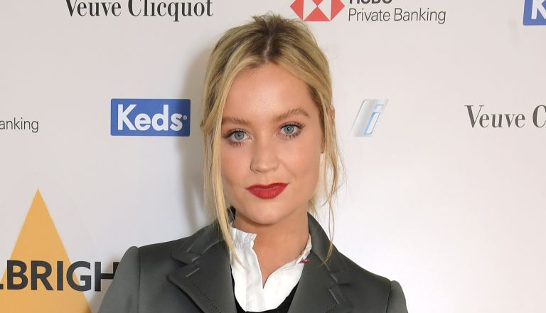 Laura Whitmore attends AllBright's inaugural BrightList Awards 2020 at all-female members club The AllBright Mayfair on March 9, 2020 in London, England.