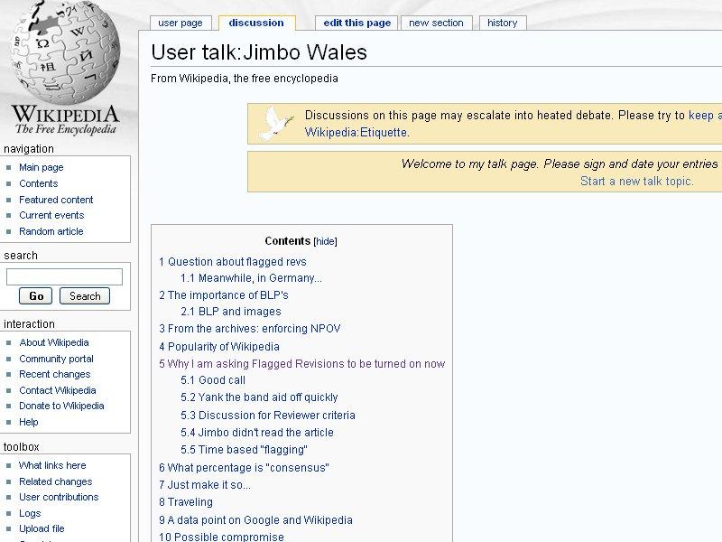 Now it's Wikipedia's turn to say no to Phorm | TechRadar